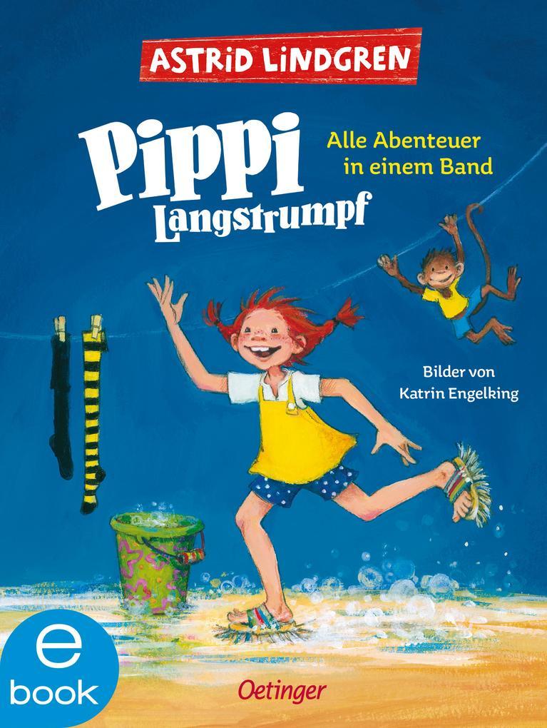 Pippi Langstrumpf als eBook epub