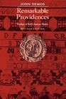 Remarkable Providences: Readings on Early American History