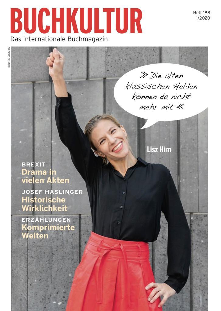 Magazin Buchkultur 188 als eBook epub