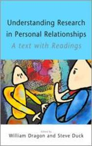 Understanding Research in Personal Relationships: A Text with Readings als Buch (gebunden)