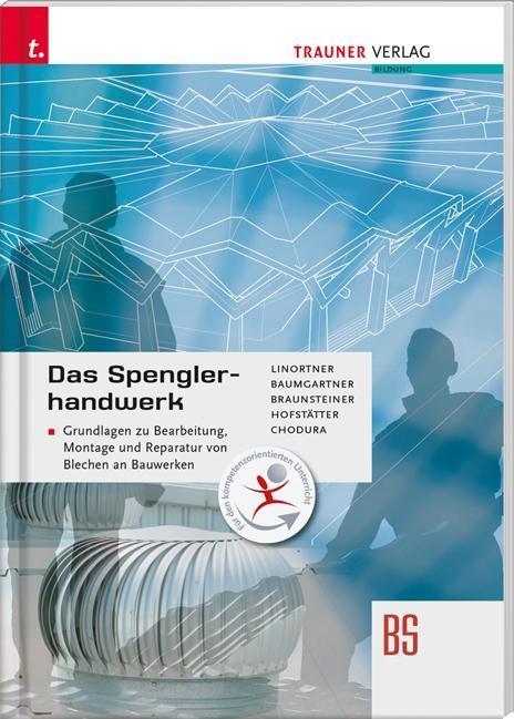 Das Spenglerhandwerk als Buch (kartoniert)