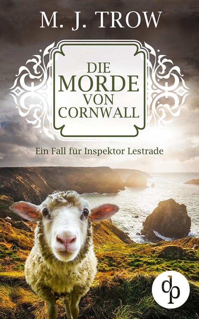 Die Morde von Cornwall: Ein Fall für Inspektor Lestrade (Cosy Crime, britischer Krimi) als eBook epub