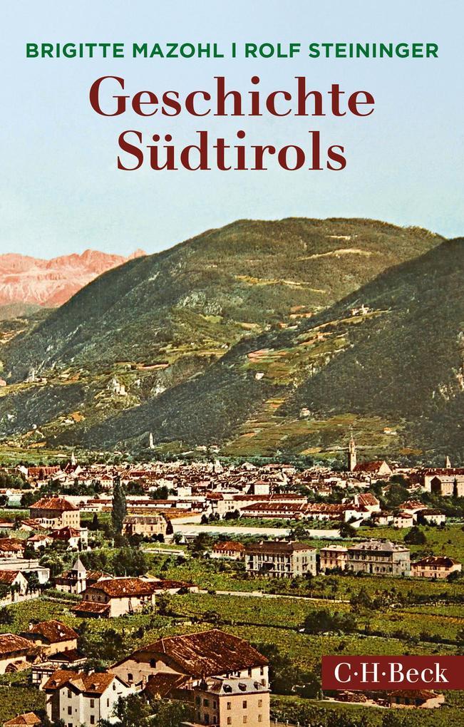 Geschichte Südtirols als eBook epub