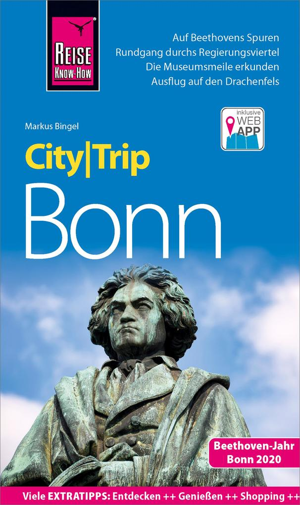 Reise Know-How CityTrip Bonn als eBook epub