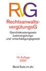 Rechtsanwaltsvergütungsgesetz (RVG)