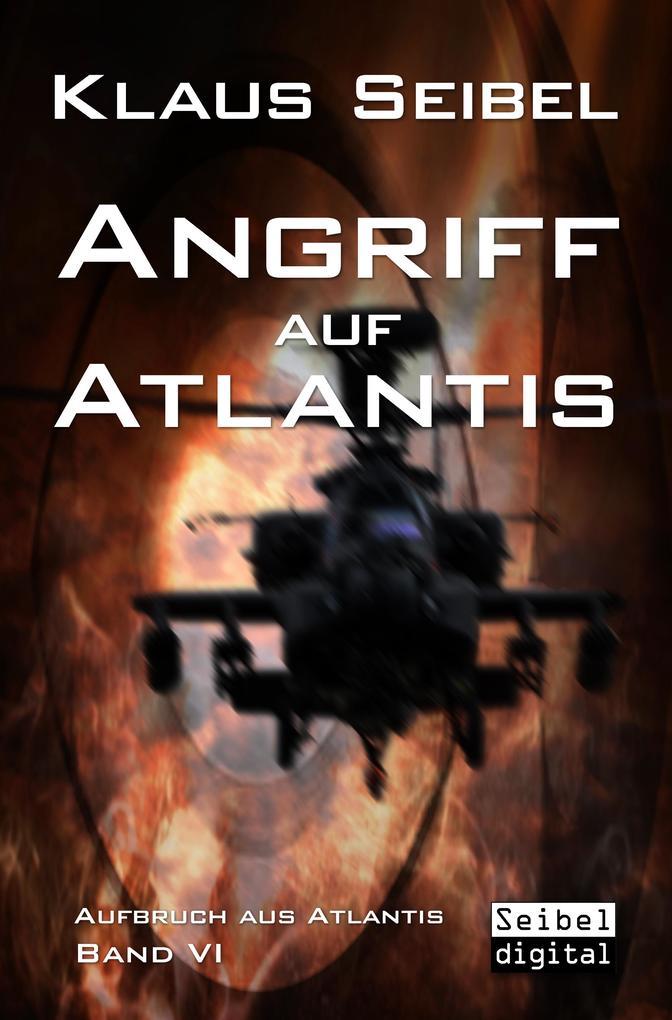 Angriff auf Atlantis als eBook epub