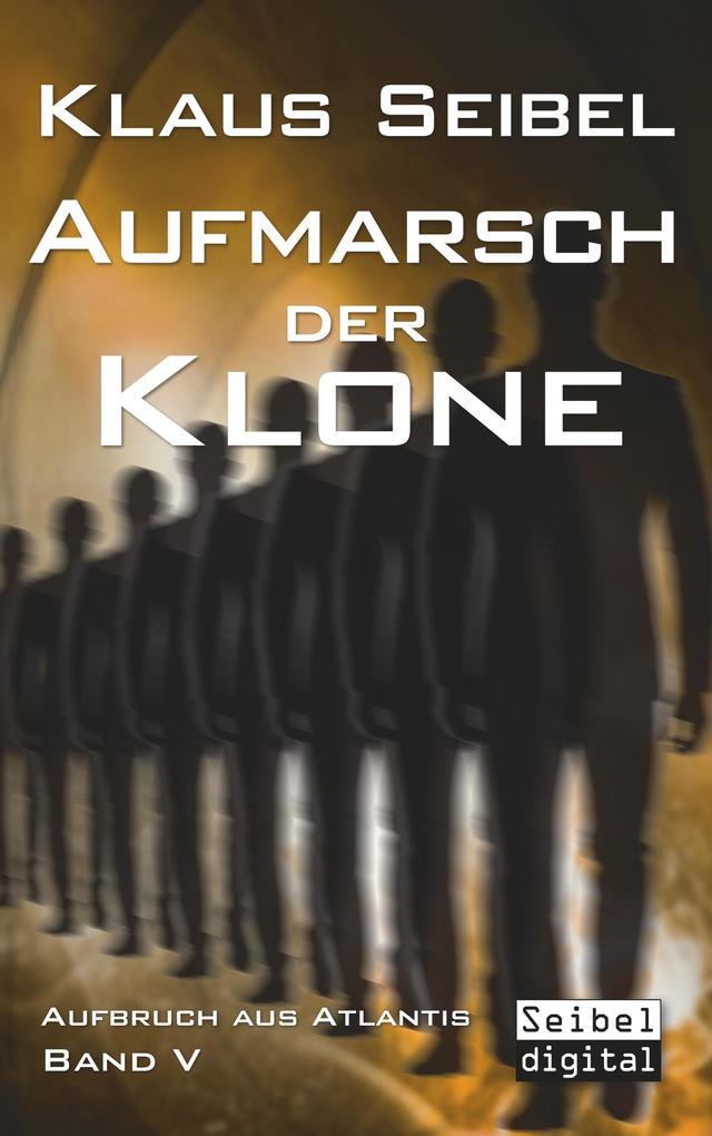 Aufmarsch der Klone als Buch (kartoniert)