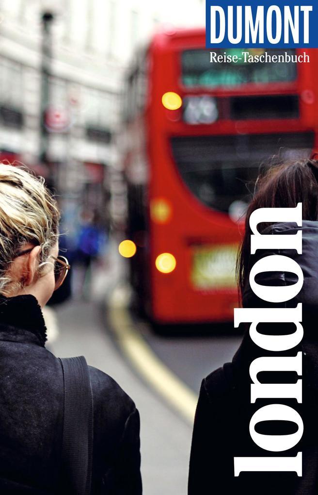 DuMont Reise-Taschenbuch Reiseführer London als eBook epub