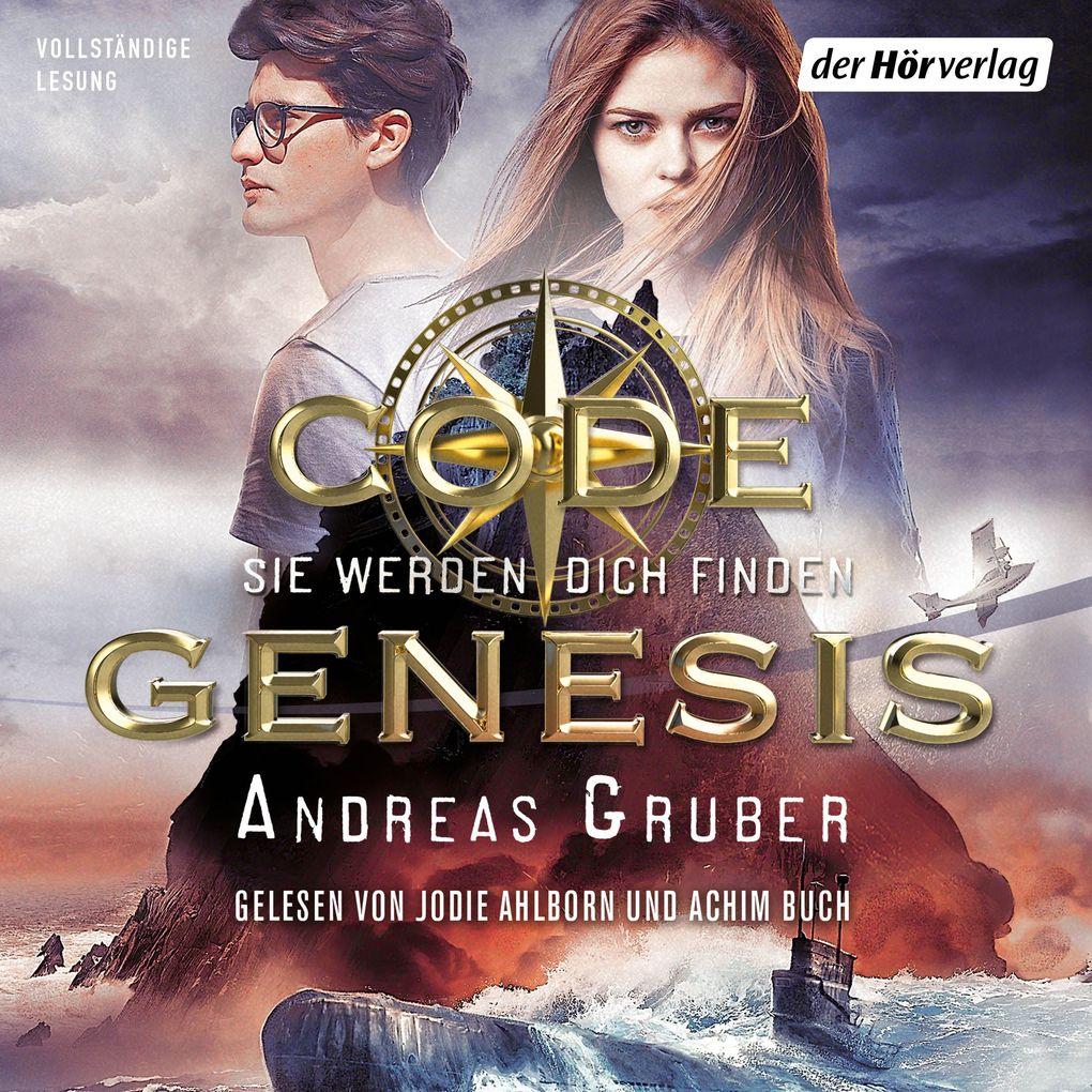 Code Genesis - Sie werden dich finden als Hörbuch Download