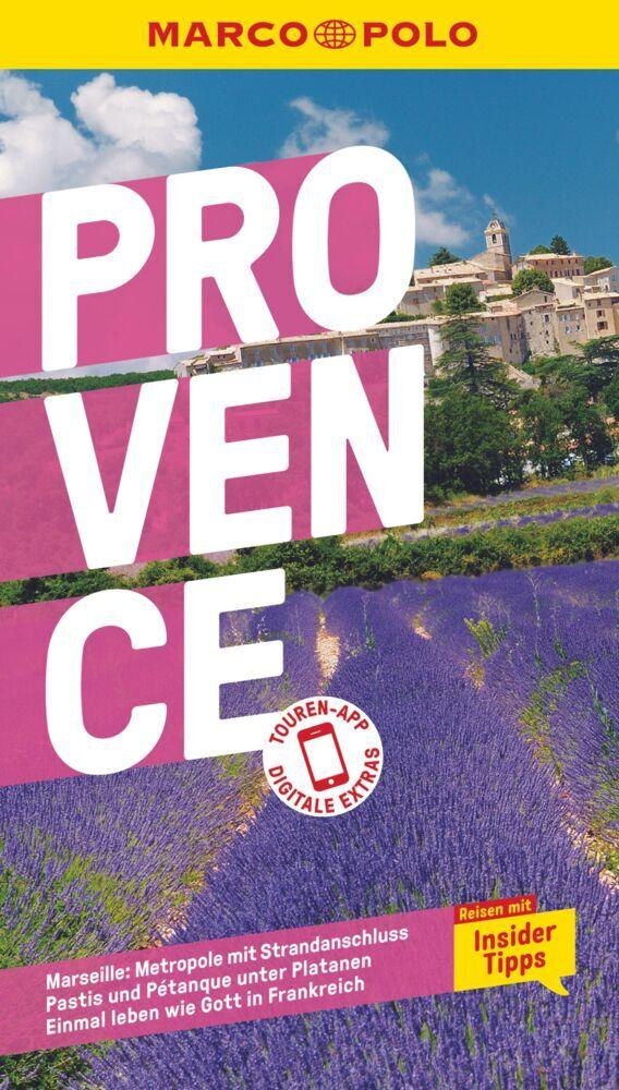 MARCO POLO Reiseführer Provence als Taschenbuch