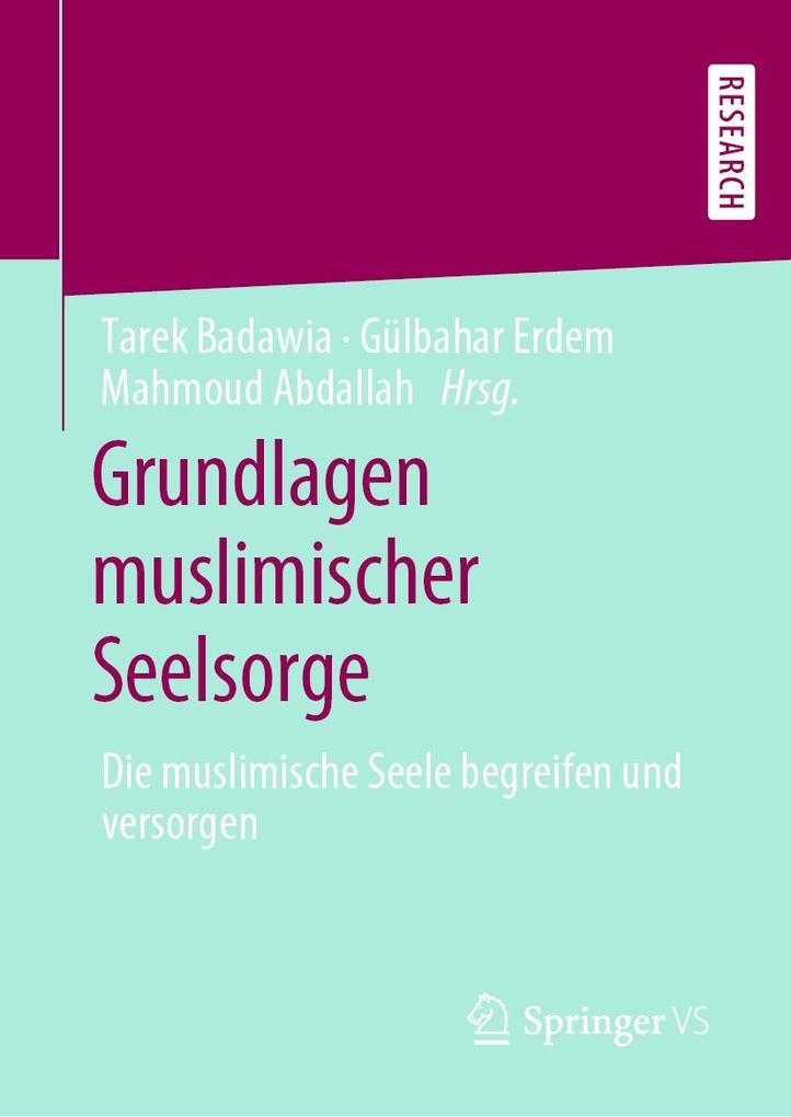 Grundlagen muslimischer Seelsorge als eBook pdf