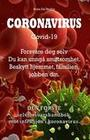 Coronavirus Covid-19. Forsvare deg selv. Du kan unngå smittsomhet. Beskytt hjemmet, familien, jobben din.