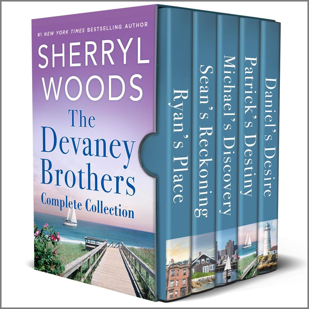 The Devaney Brothers Complete Collection als eBook epub