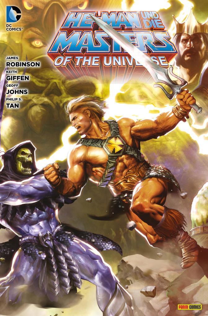 He-Man und die MOTU, Band 1 als eBook epub
