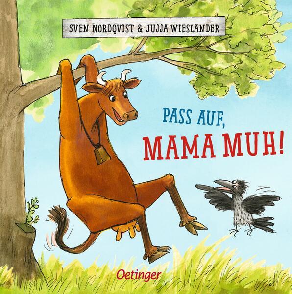 Pass auf, Mama Muh! als Buch (kartoniert)