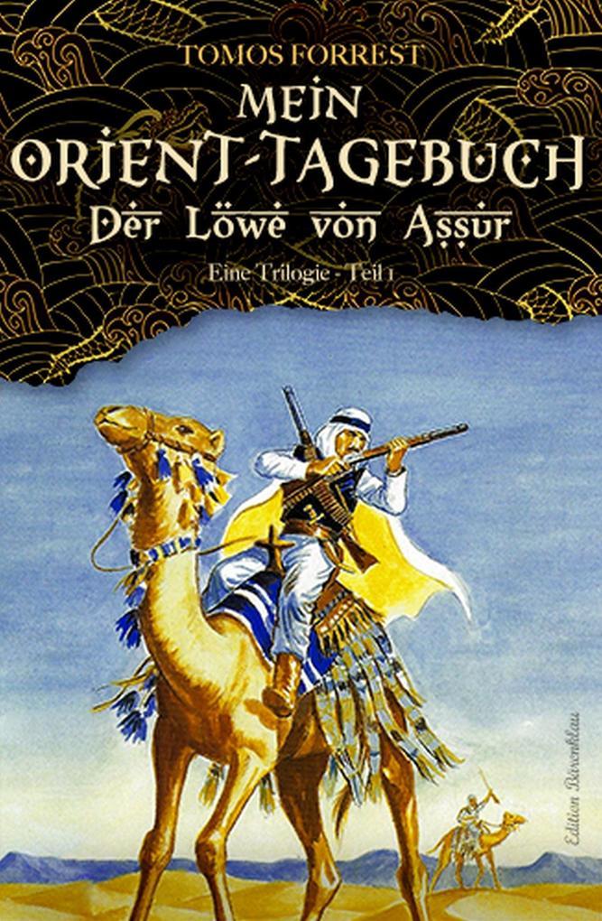 Mein Orient-Tagebuch: Der Löwe von ASSur 1 als eBook epub