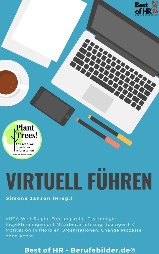 Virtuell führen als eBook epub