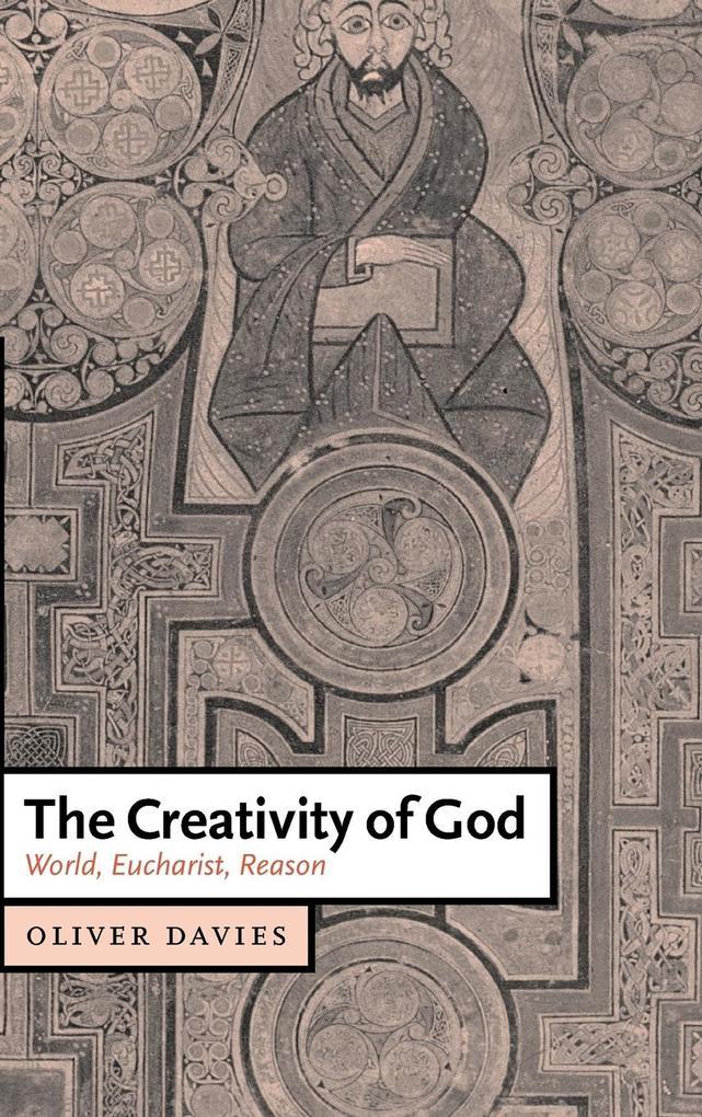 The Creativity of God als Buch (gebunden)