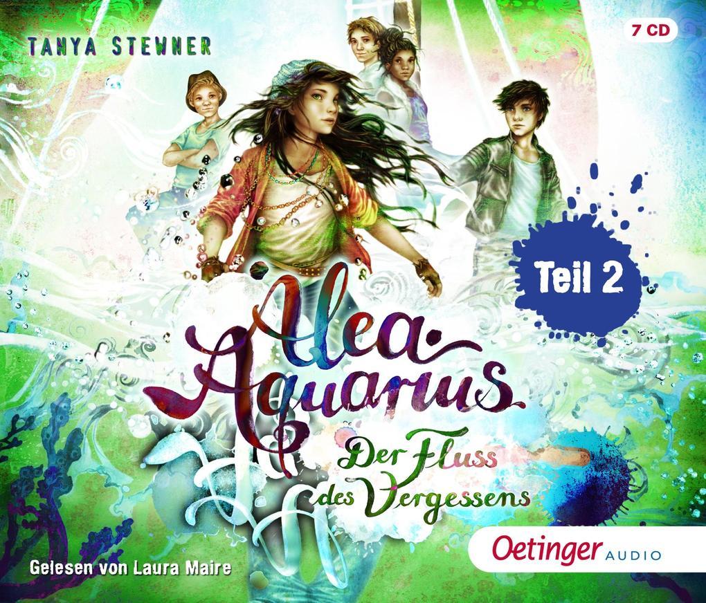 Alea Aquarius 6.2 als Hörbuch CD