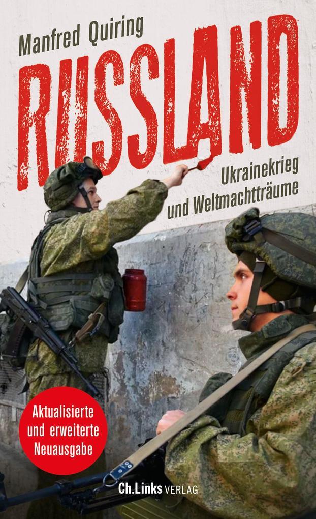 Russland - Auferstehung einer Weltmacht? als eBook epub