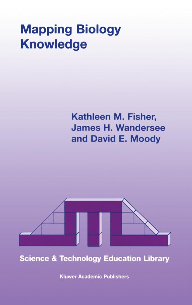 Mapping Biology Knowledge als Buch (gebunden)