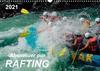 Abenteuer pur - Rafting (Wandkalender 2021 DIN A3 quer)