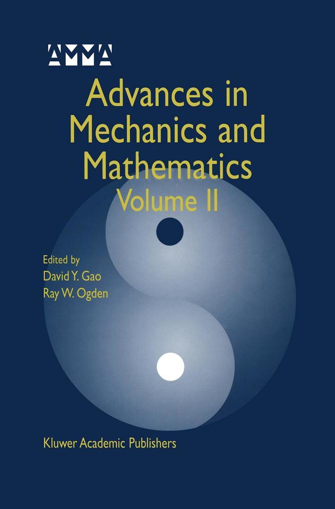 Advances in Mechanics and Mathematics: Volume II als Buch (gebunden)