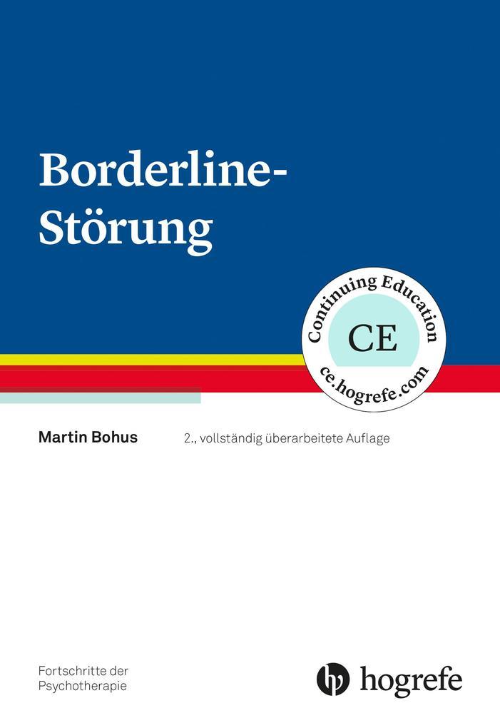 Borderline-Störung als eBook epub