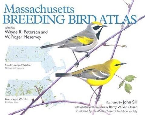Massachusetts Breeding Bird Atlas [With Transparencies] als Buch (gebunden)