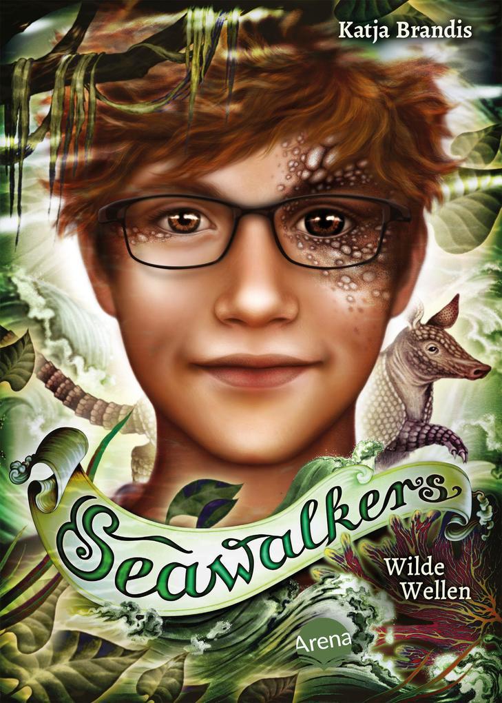 Seawalkers (3). Wilde Wellen als Buch (gebunden)