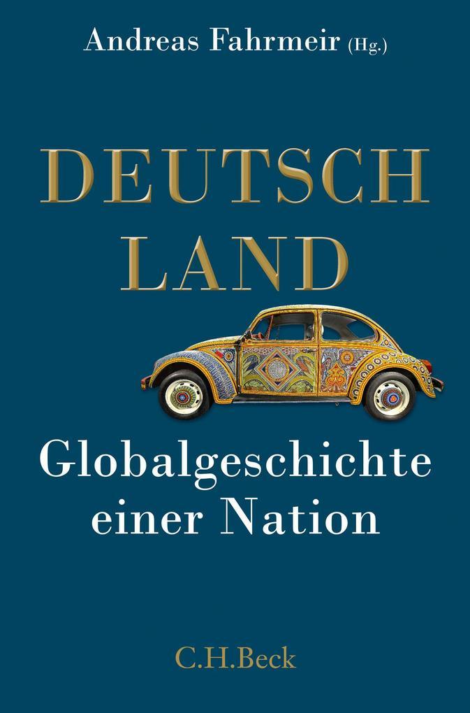 Deutschland als Buch (gebunden)