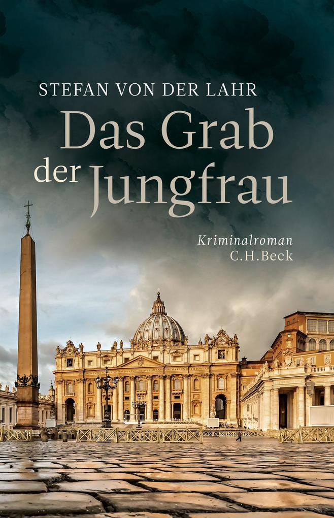 Das Grab der Jungfrau als Buch (kartoniert)