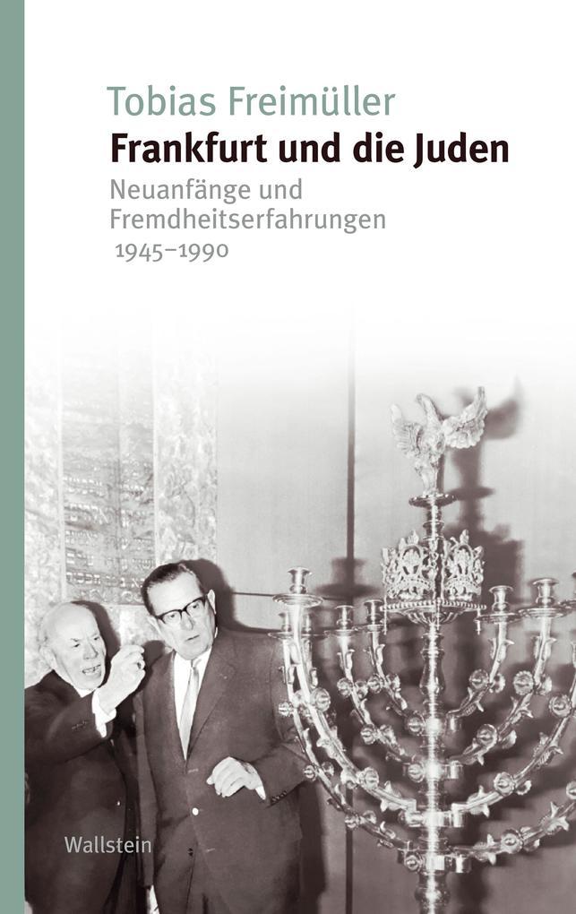 Frankfurt und die Juden als eBook pdf