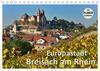 Europastadt Breisach am Rhein (Tischkalender 2021 DIN A5 quer)