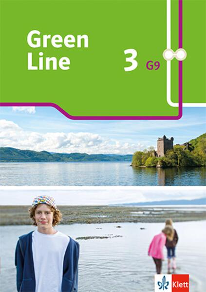 Green Line 3 G9. Workbook mit Audios Klasse 7 als Buch