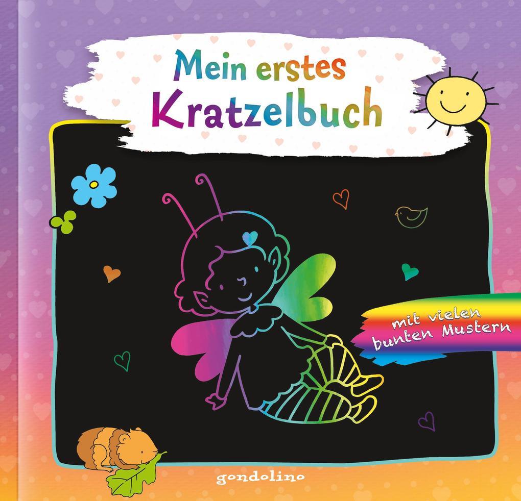 Mein erstes Kratzelbuch (Elfe). gondolino Kratzelwelt als Buch (kartoniert)