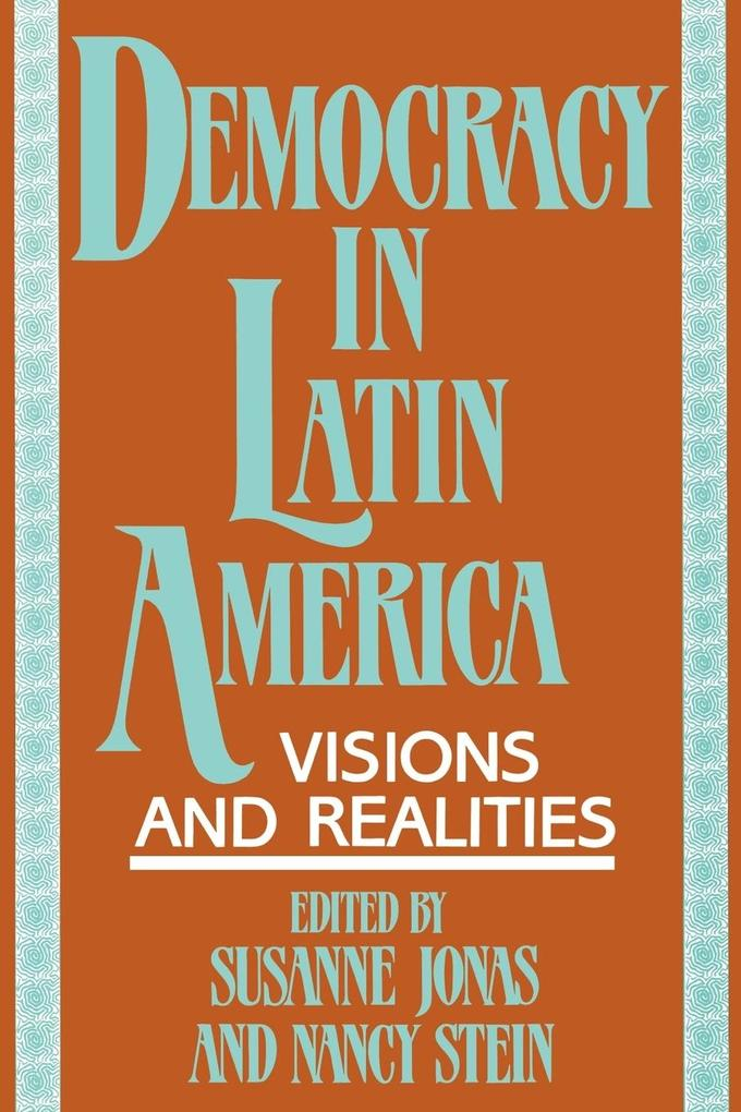 Democracy in Latin America als Buch (kartoniert)