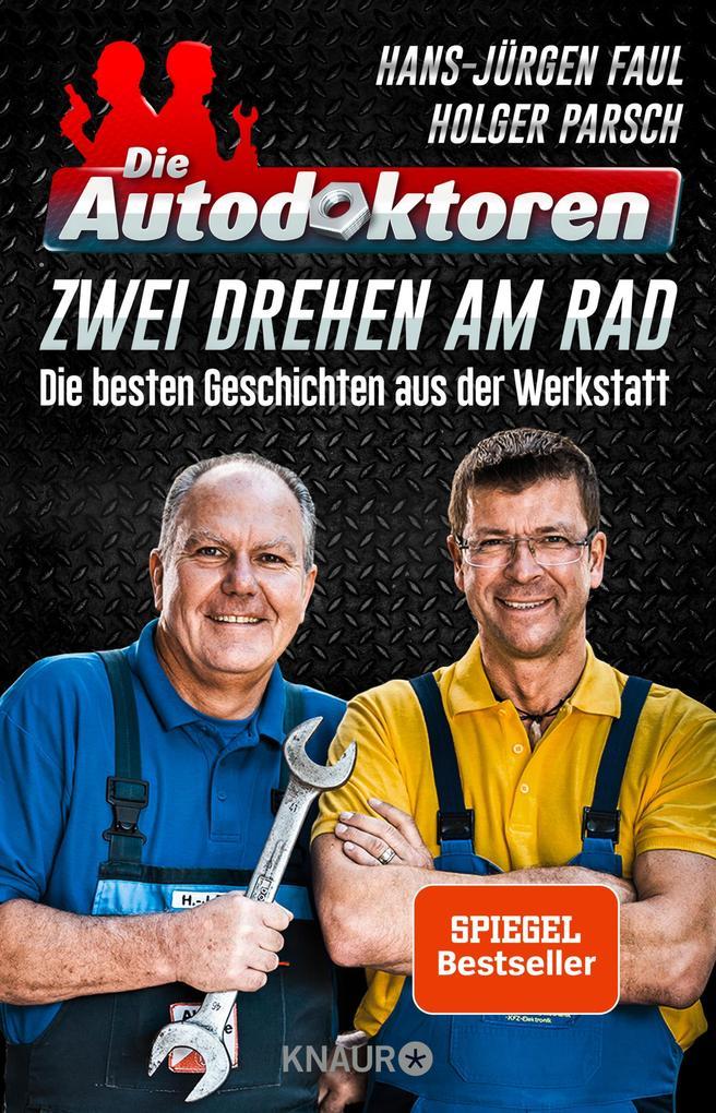 Die Autodoktoren - Zwei drehen am Rad als eBook epub