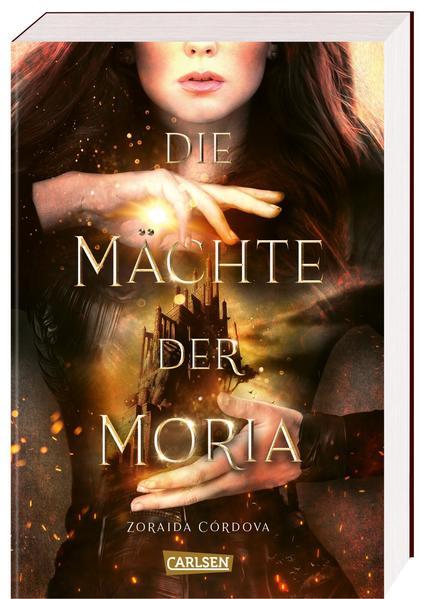 Die Mächte der Moria (Die Mächte der Moria 1) als Buch (kartoniert)