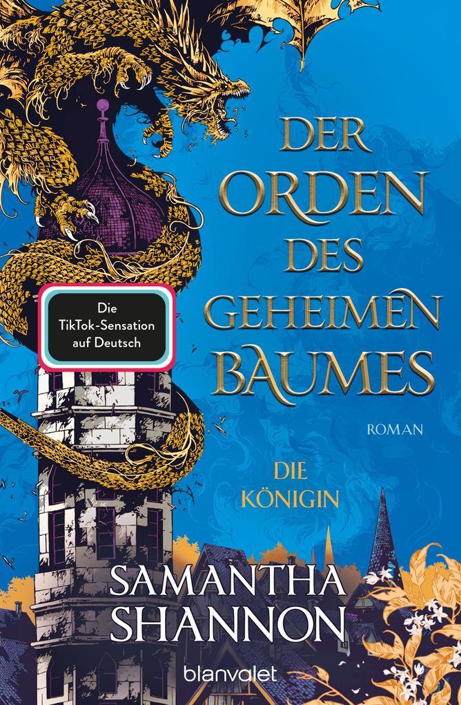 Der Orden des geheimen Baumes - Die Königin als eBook epub