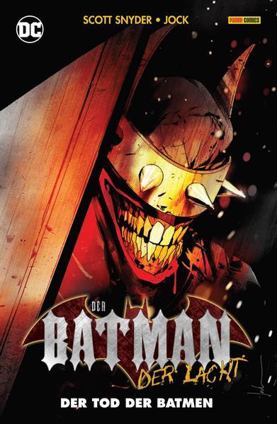 Der Batman, der lacht: Der Tod der Batmen als Taschenbuch