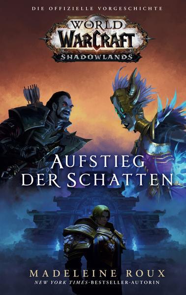World of Warcraft: Shadowlands: Aufstieg der Schatten als Buch (kartoniert)