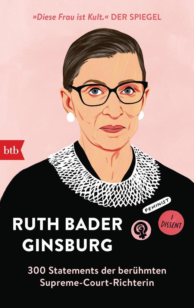 Ruth Bader Ginsburg als eBook epub