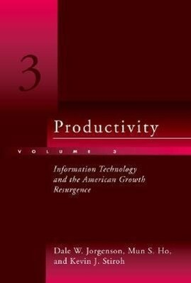 Productivity: Information Technology and the American Growth Resurgence als Buch (gebunden)