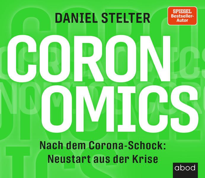 Coronomics als Hörbuch CD