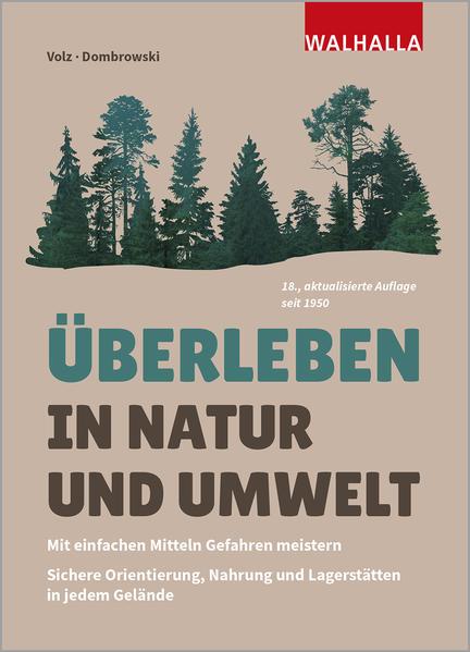 Überleben in Natur und Umwelt als Buch (kartoniert)