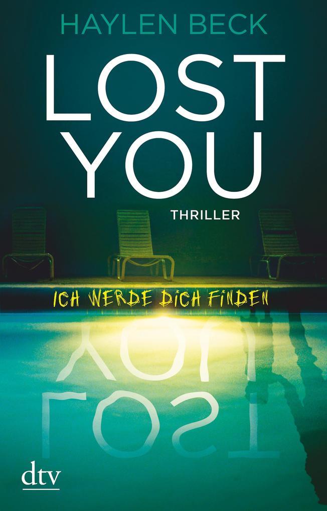 Lost You - Ich werde dich finden als eBook epub