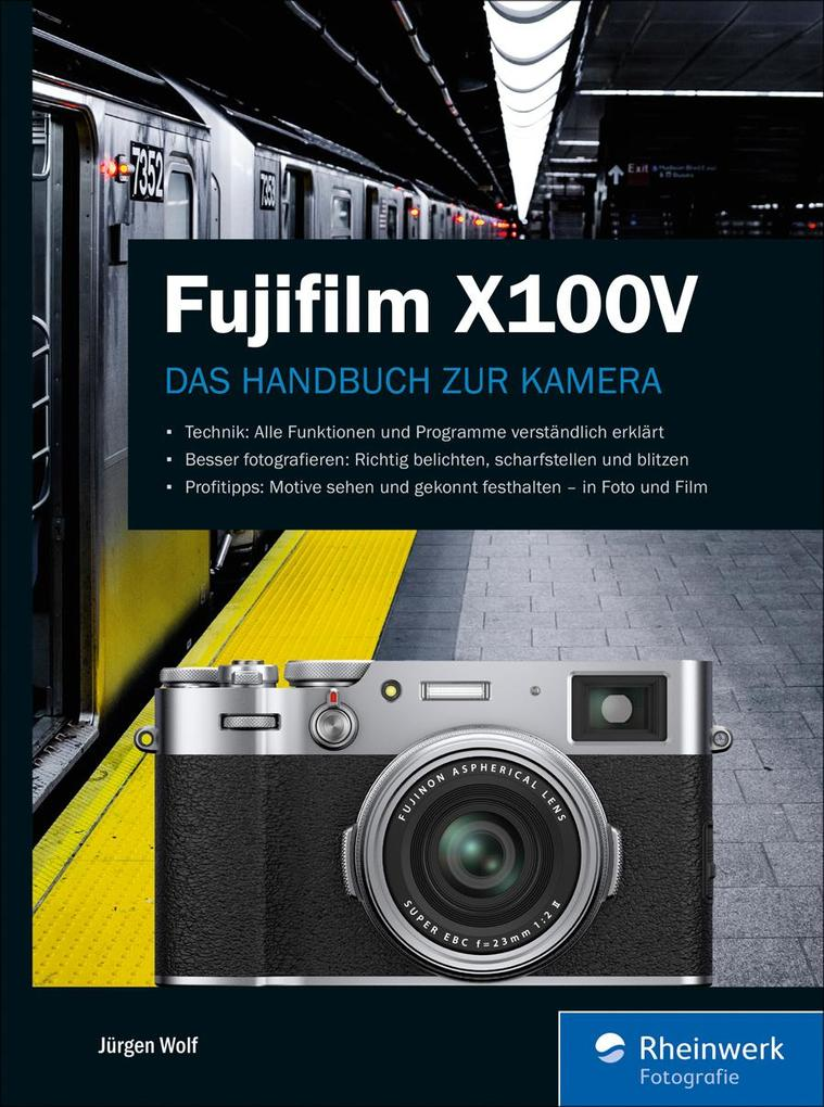 Fujifilm X100V als eBook pdf