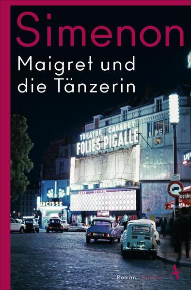 Maigret und die Tänzerin als Taschenbuch