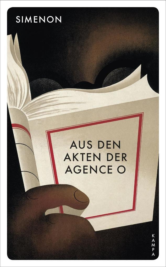 Aus den Akten der Agence O als Buch (gebunden)